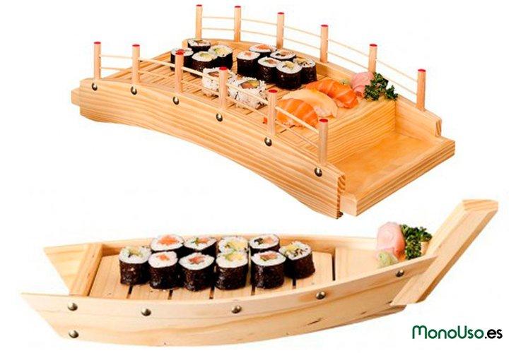 tienda para sushi monouso