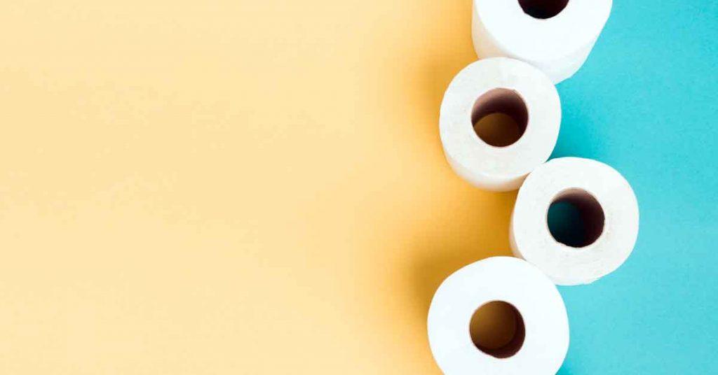 ¿De dónde sacar los tubos de cartón para reciclar?