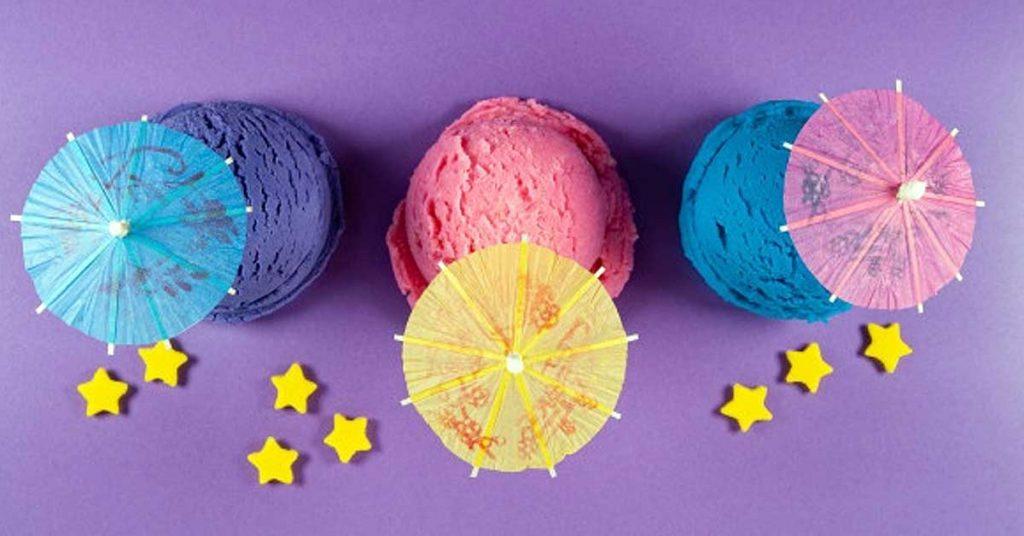 ¿Deseas adornar tus helados? Te ayudamos
