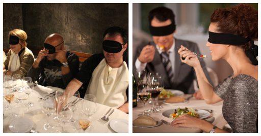 ¿Quieres ir a un restaurante a oscuras? Estas son tus opciones