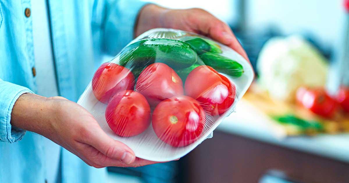 ¿Son seguros los envases de plástico de polietileno?