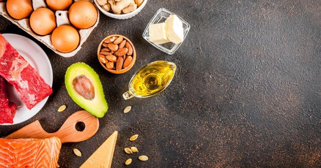 Alimentos como fuentes de grasas