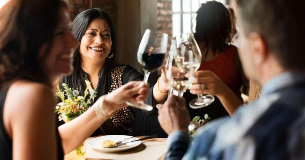 Antica Osteria vino e cucina, invitación de @coohuco