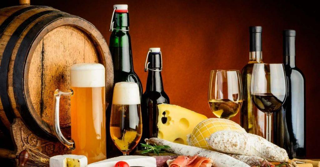 Así es el maridaje con cerveza