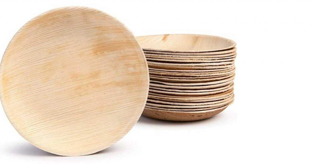 Así se hace una vajilla de bambú