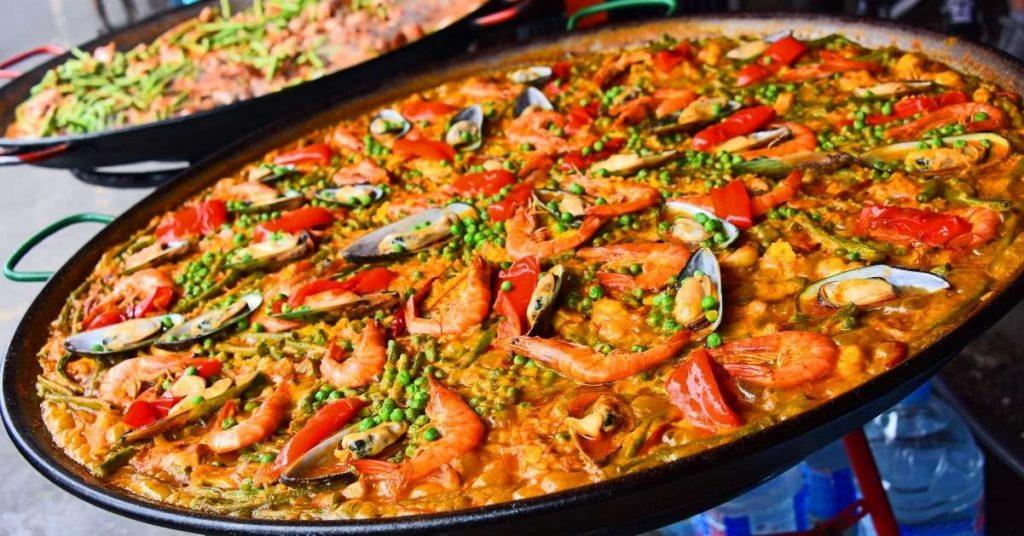 Cocinas del mundo: Española