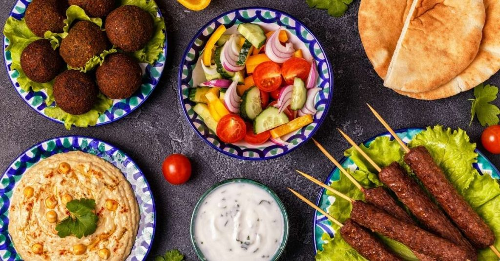 Cocinas del mundo: Libanesa