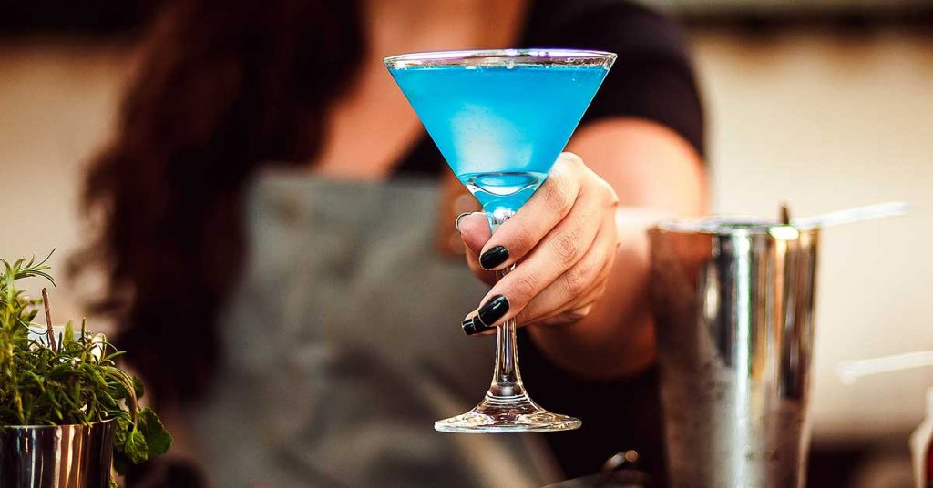 Compra vasos plástico para Martini en Monouso