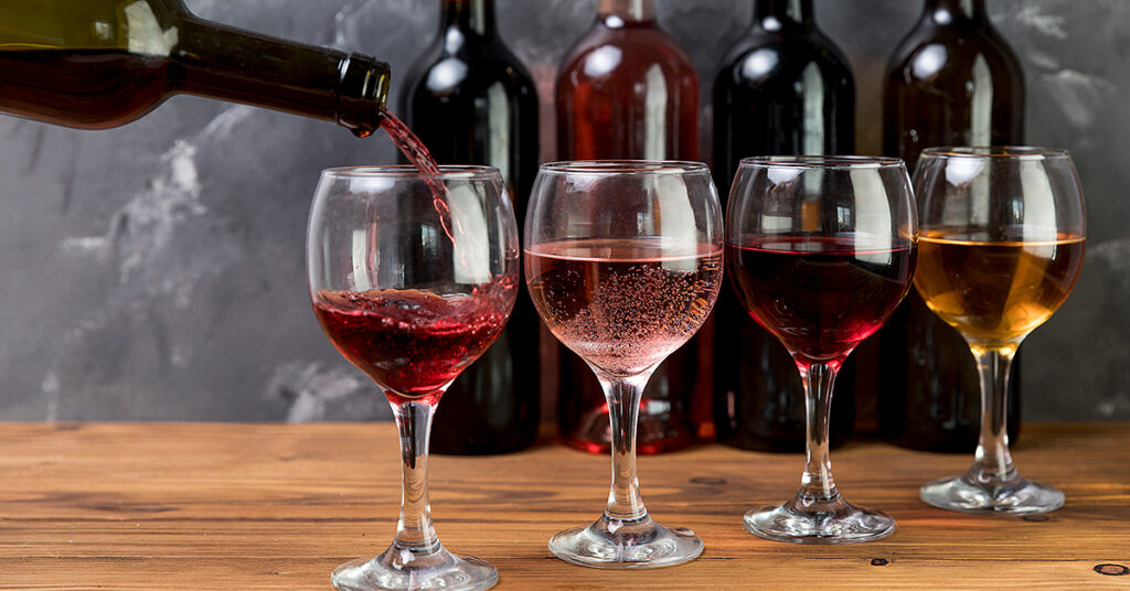 Concepto básico: ¿Qué es una carta de vinos?