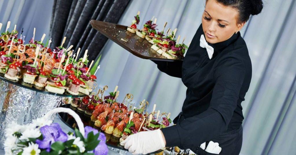 Consejos para seleccionar nombre para catering y eventos