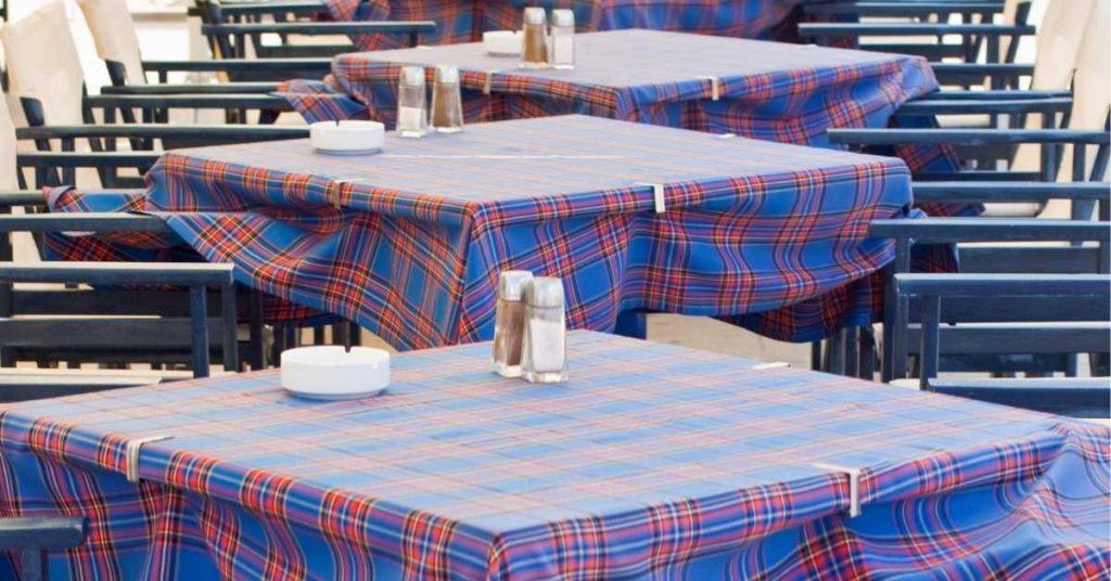 Consideraciones que no debes obviar en la distribución de restaurante