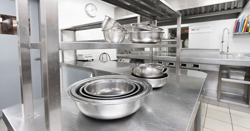 Costes de una cocina industrial