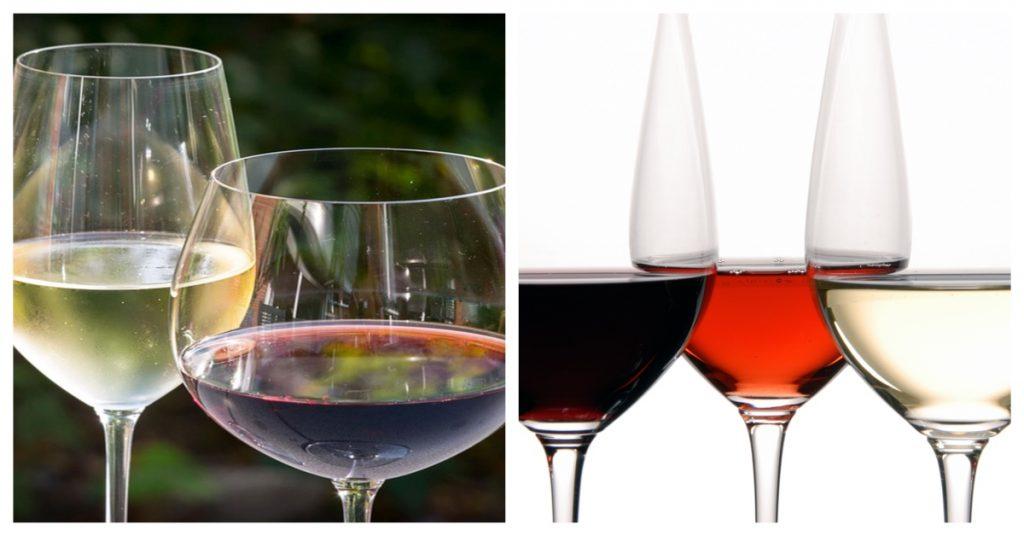 Cuántas copas salen de una botella de vino seco