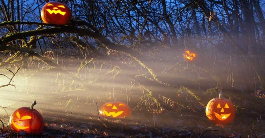 De dónde viene Halloween
