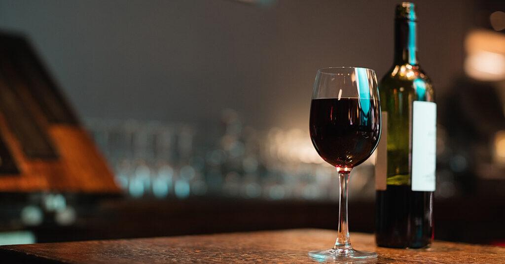 Estructura de una carta de vinos
