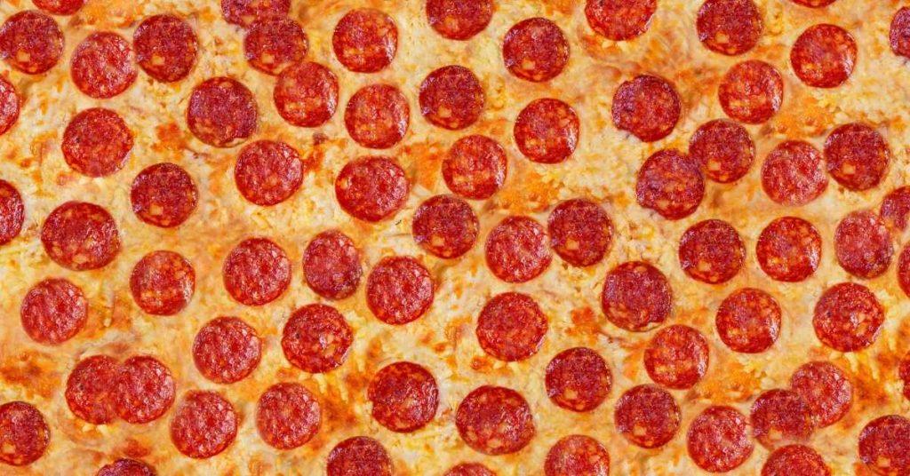 La pizza más grande del mundo