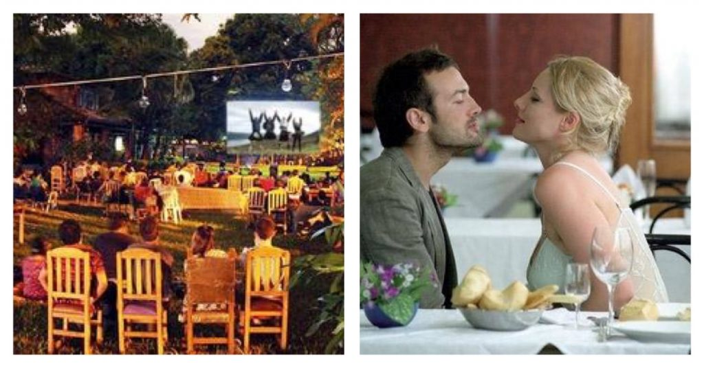 Maratón de cine romántico
