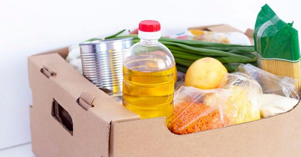 Materiały najczęściej stosowane w opakowaniach żywności