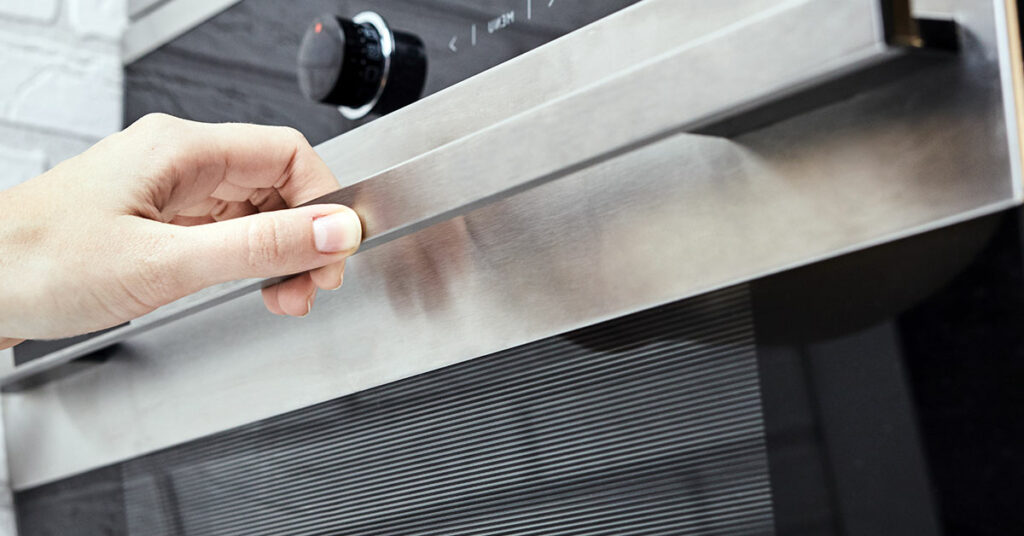 No abras el horno antes de tiempo