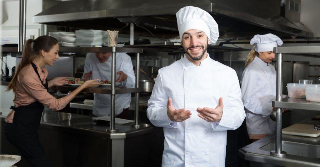 Pantry, prep cook