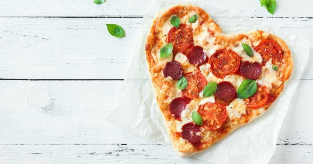 Pizza larga con Récord Guinness