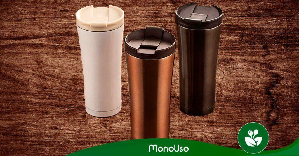 Por qué usar vasos térmicos para el café