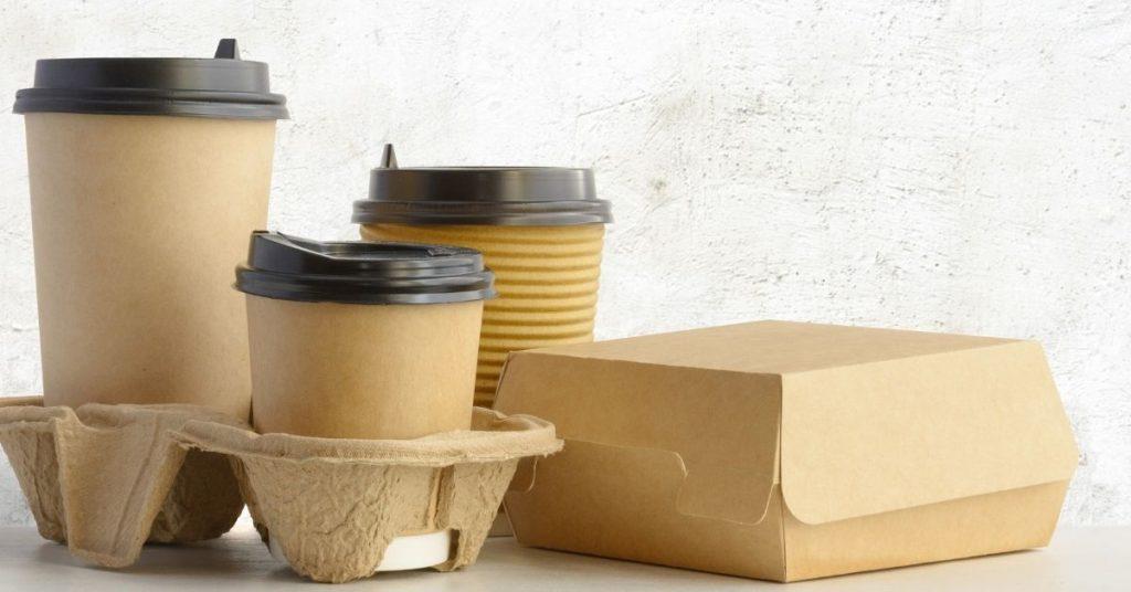 Produkty dla rozwijającego się fast foodu