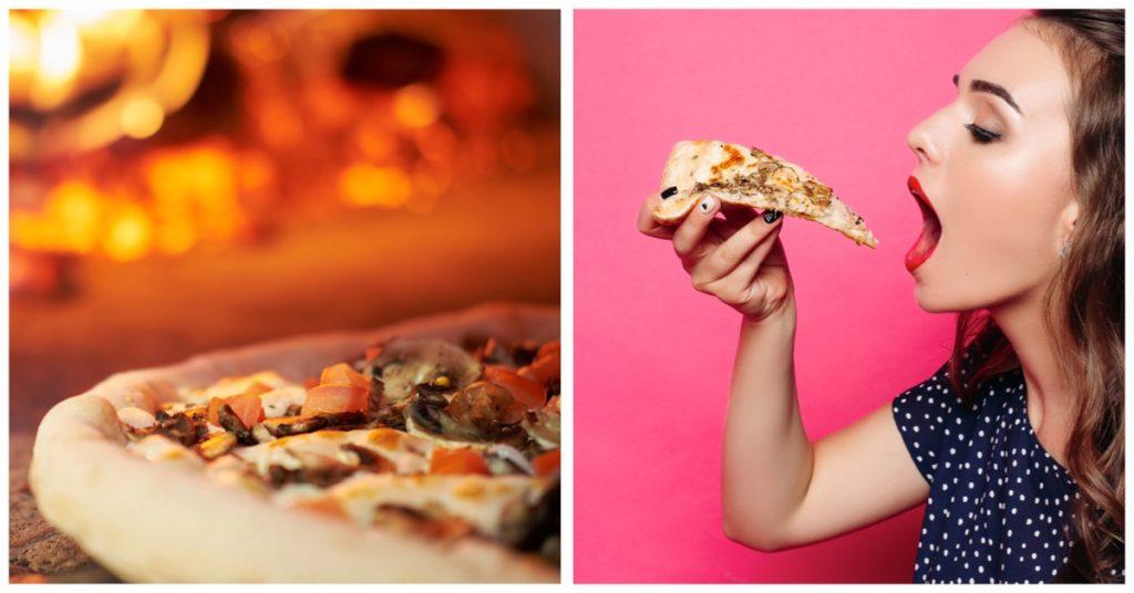 Qué debes hacer para quemar las calorías de la pizza que comiste