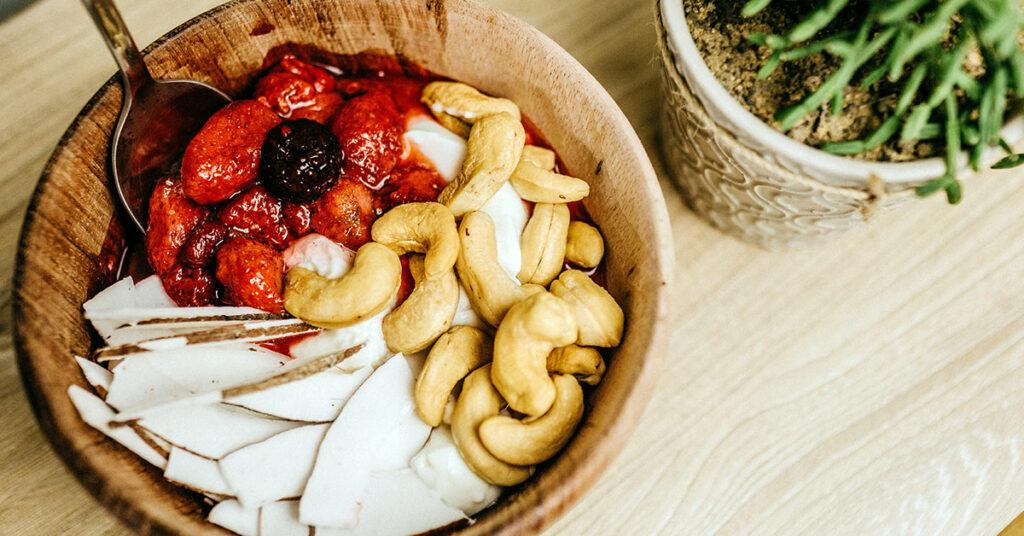 Recetas para comer sano en trabajo
