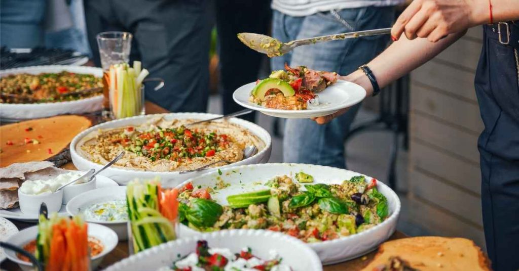 Legal requirements for setting up a catering business
