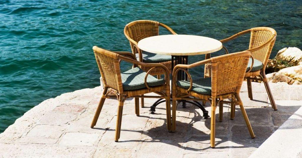 Tipos de mesas de restaurantes