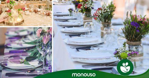 11 ideas para decorar las mesas de tu restaurante