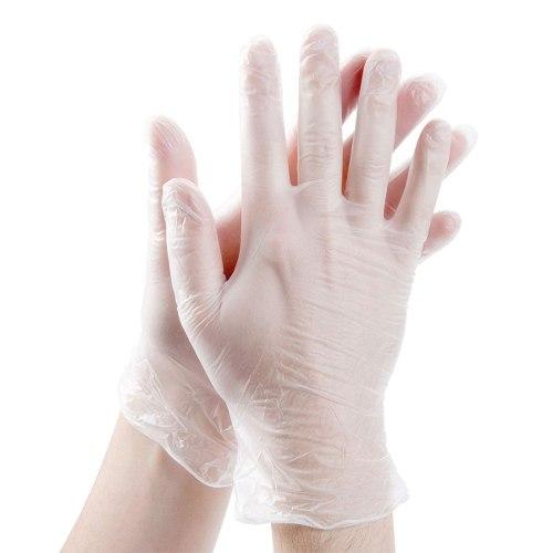 guantes desechables estériles