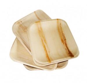 los platos biodegradables y ecológicos