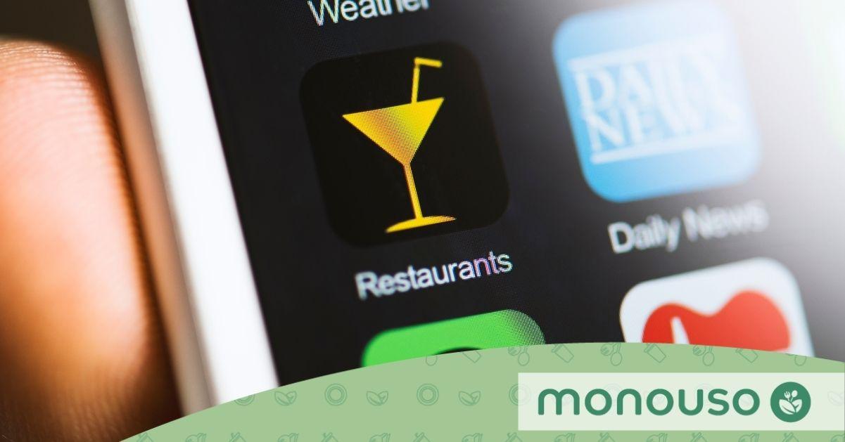6 mejores apps para buscar restaurantes cercanos