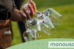 6 razones para empezar a usar copas reutilizables en tu coctelería