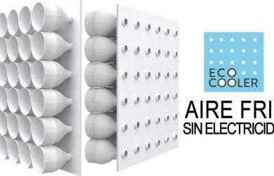 Aire frio sin electricidad
