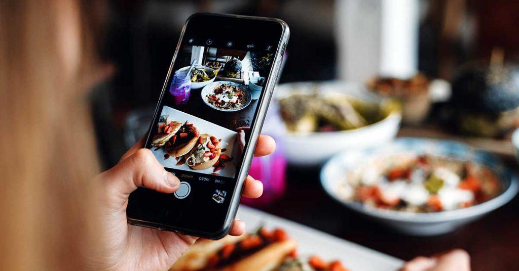 Aplicaciones infaltables para un influencer gastronómico