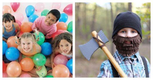 Aspectos especiales para fiesta de disfraces infantil