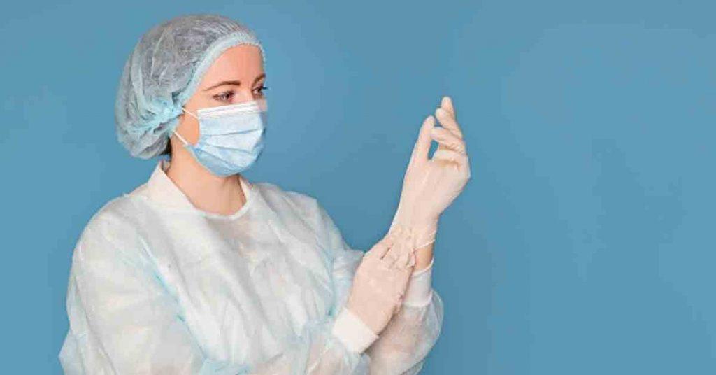 Batas quirúrgicas desechables con la mejor calidad