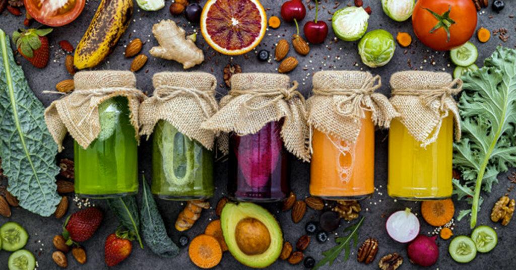 Beneficios de un smoothie para tu salud