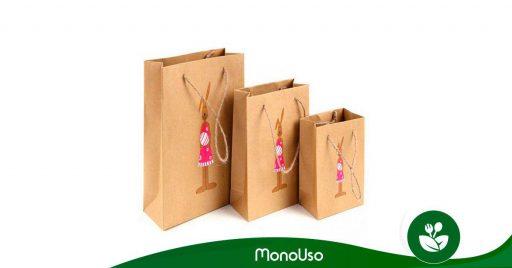 Beneficios de usar bolsas de papel