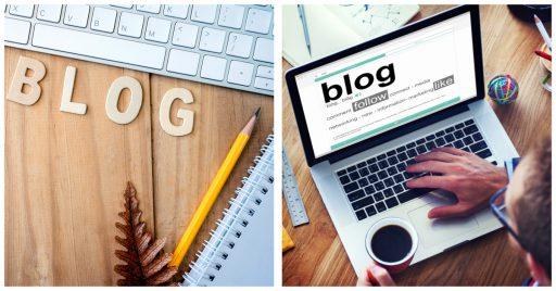 Blog de restaurante, perfecto para publicidad de restaurante