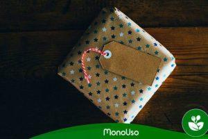 Cómo usar bolsas de papel para regalo