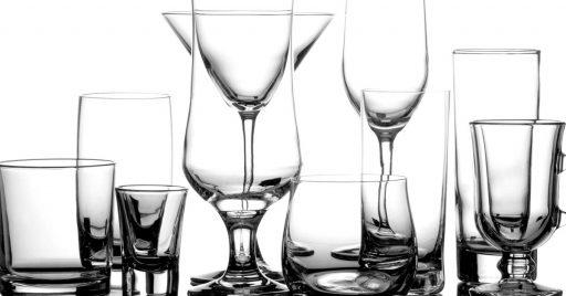 Cada bebida tiene su copa