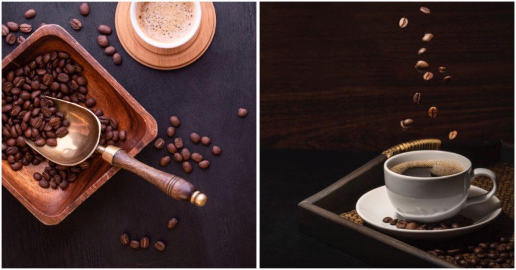 Café manchado o macchiatto