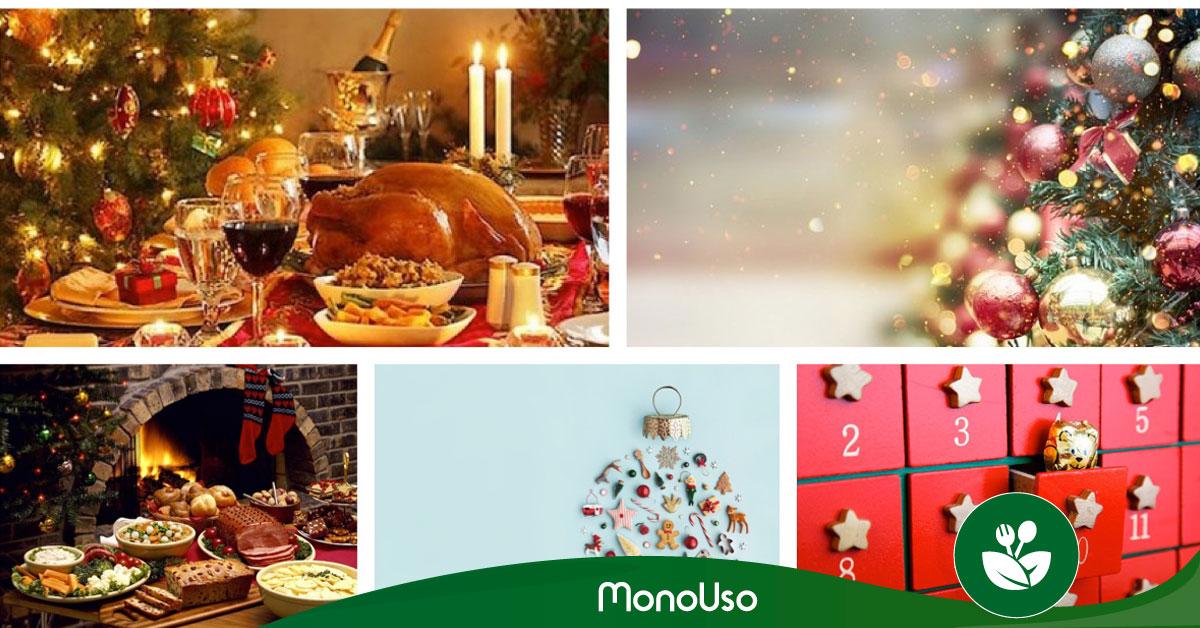 Calendario de marketing gastronómico del mes de Diciembre