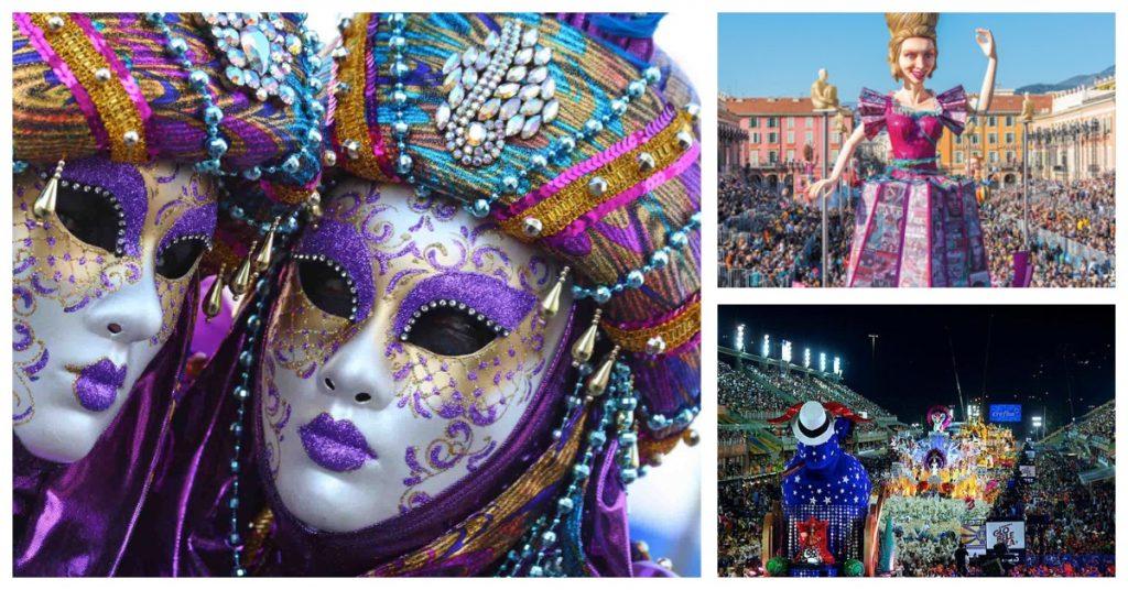 Carnaval: ¿Dónde se originó todo?