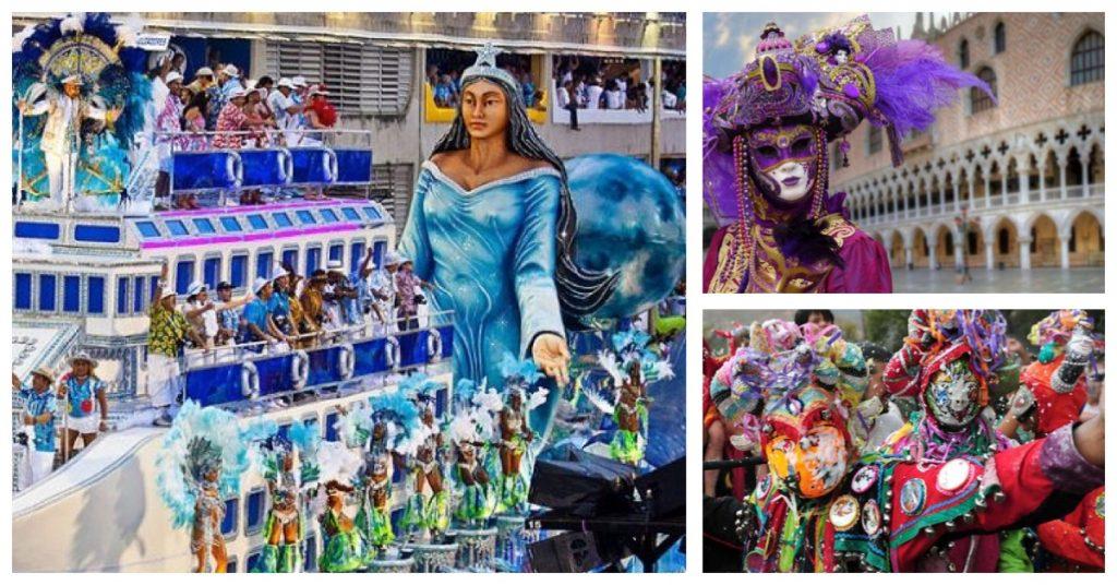 Carnaval 2020 ¿Qué día se celebra?