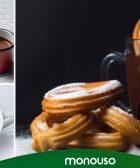 Churros con chocolate: El alma de cualquier fiesta